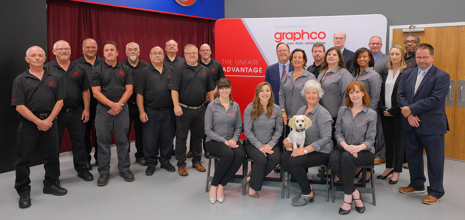 Graphco Group Large